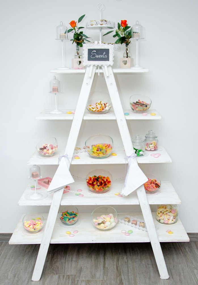 Candybar Leiter Setangebot Im Shabby Look Deko Home
